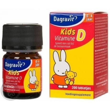 فيتامين الاطفال